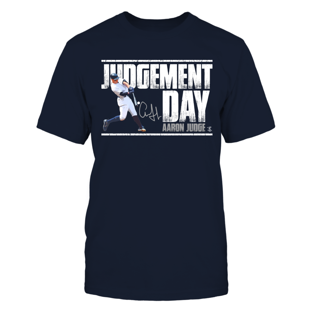Judgement Day Aaron Judge T Shirt