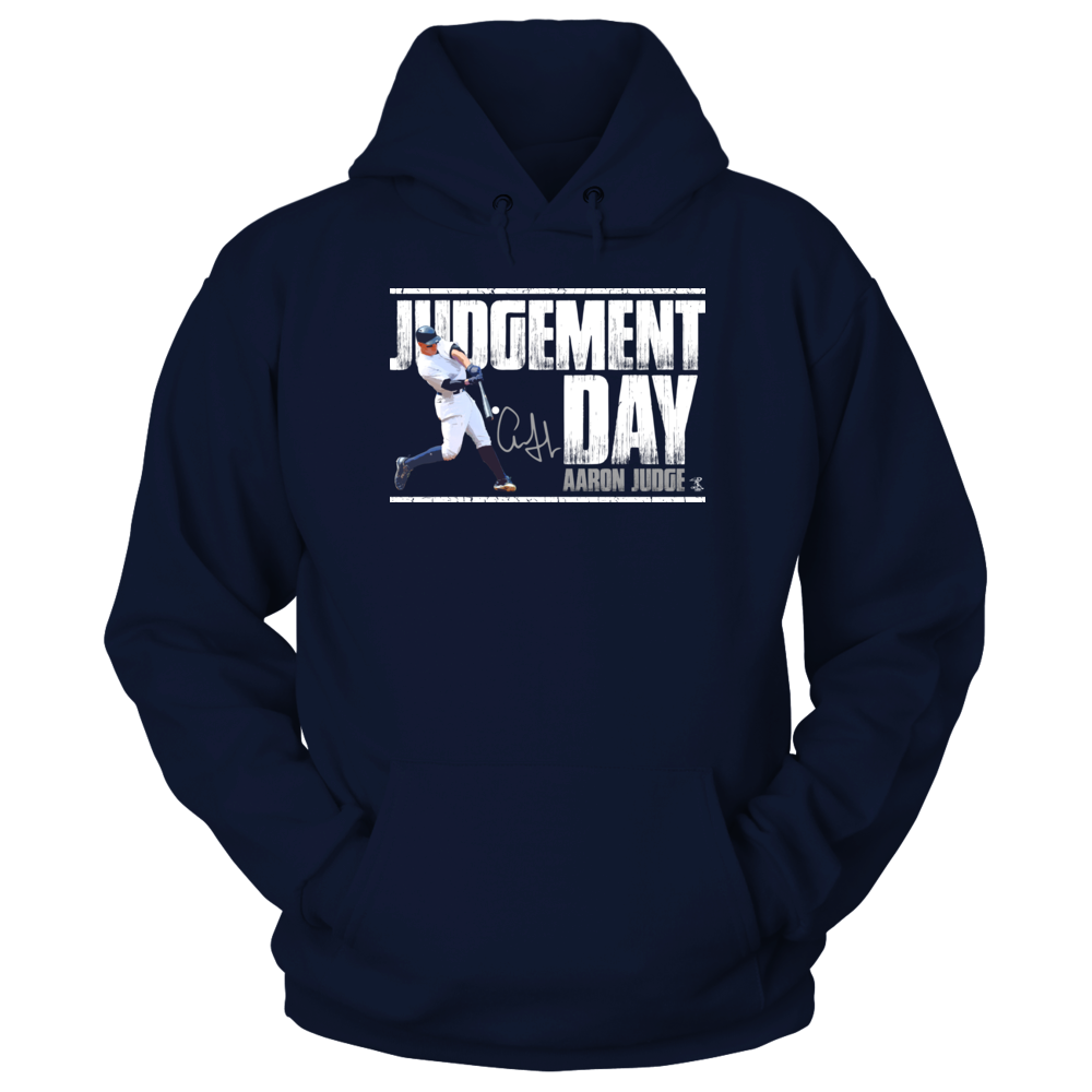 Judgement Day Aaron Judge Hoodie.