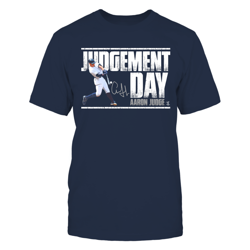 Judgement Day Aaron Judge Menshirt