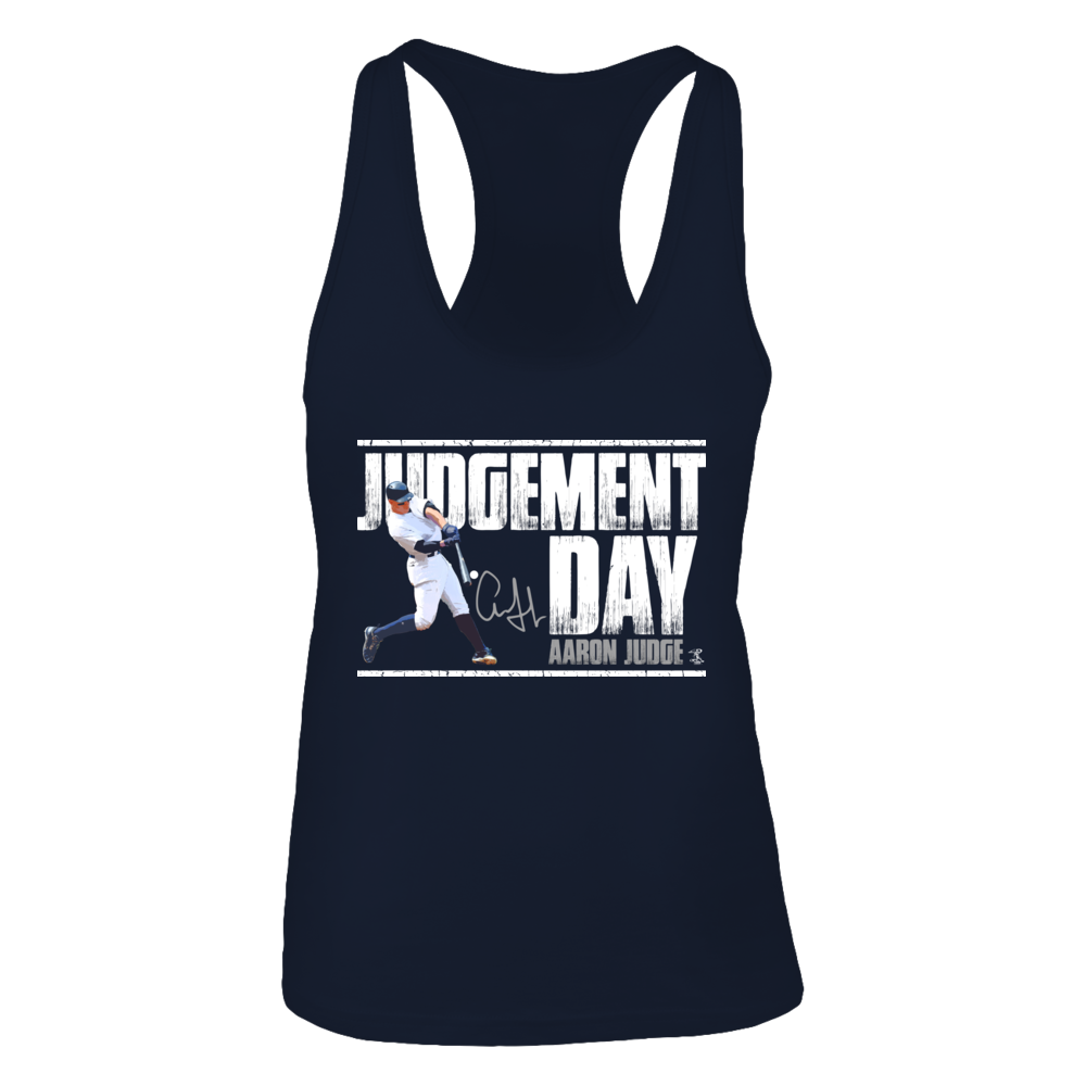 Judgement Day Aaron Judge Tank Top