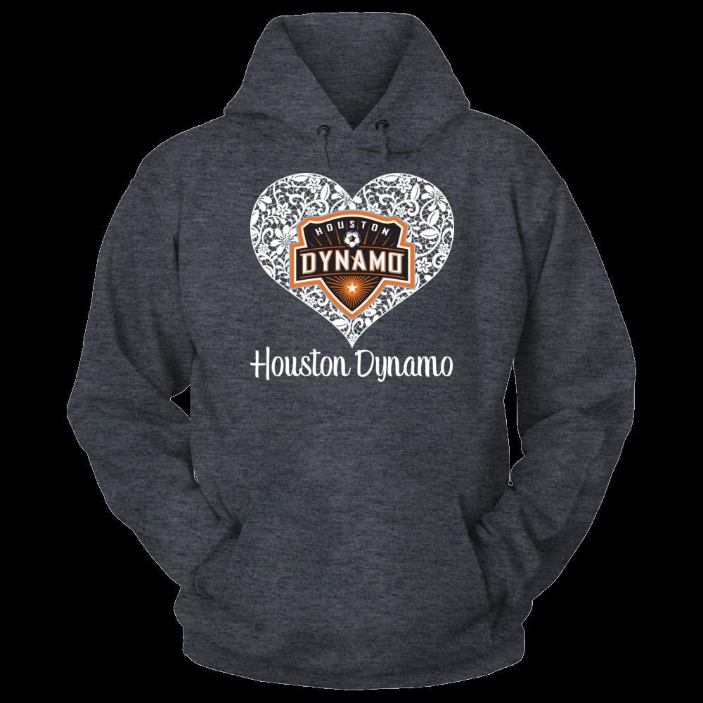 Lace Logo Houston Dynamo Hoodie