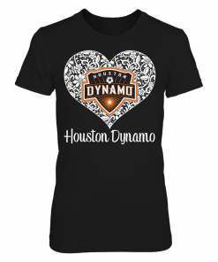 Lace Logo Houston Dynamo Shirt
