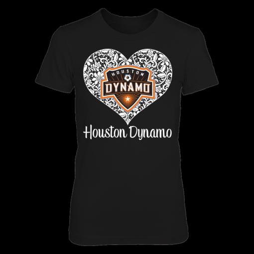 Lace Logo Houston Dynamo Shirt