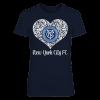 Lace Logo New York City Fc Shirt