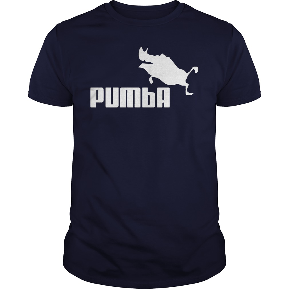 Pumba Guy Shirt