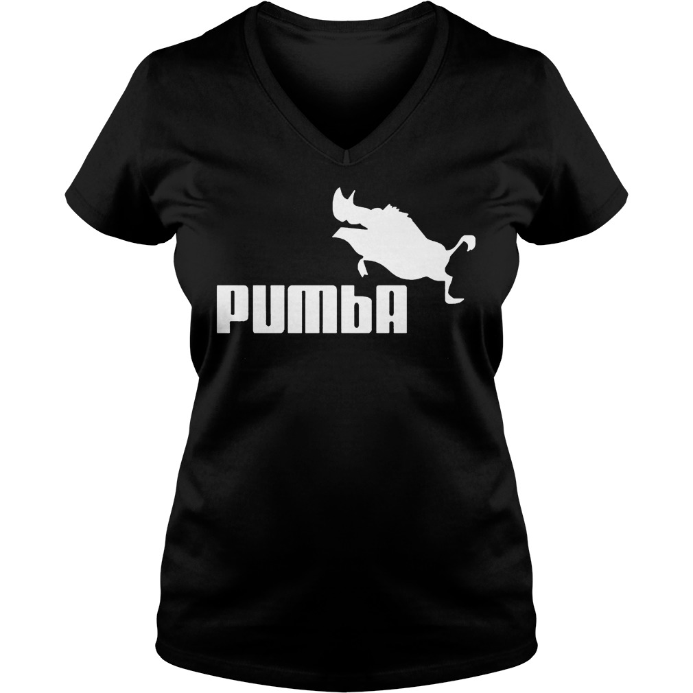 Official Pumba V Neck