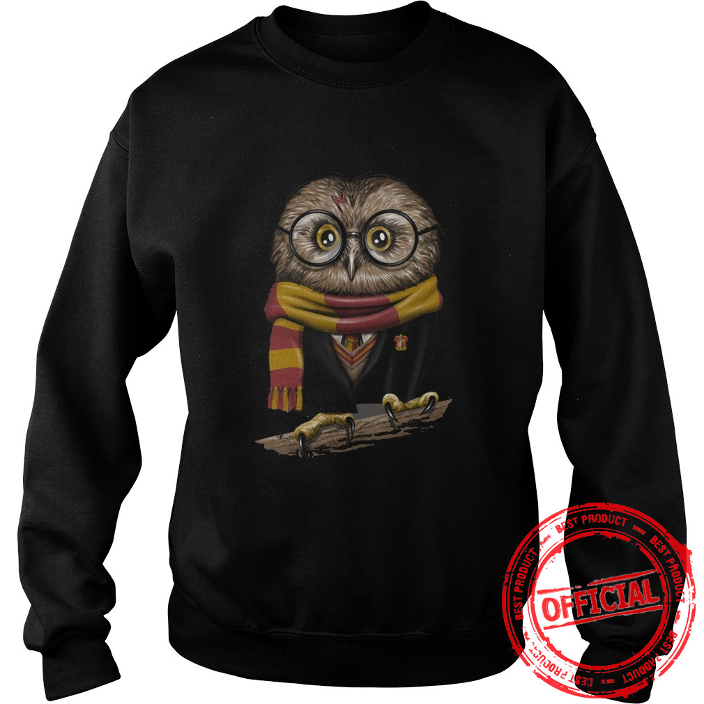 Owl Harry Wisedom Shirt
