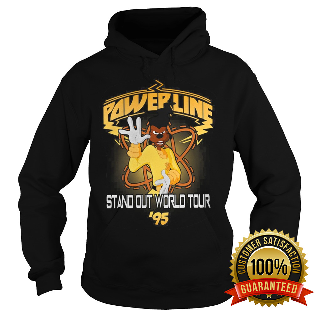 Powerline Sanout World Tour 95 Hoodie