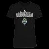 Seattle Sounders Fc Skyline Ladies