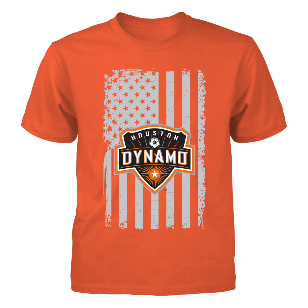 Show Pride Houston Dynamomenshirt