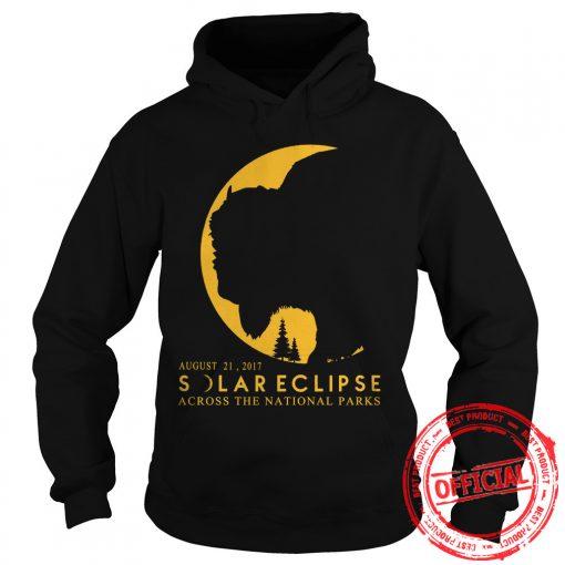 Solar Eclipse 2017 Across National Parks Shirt