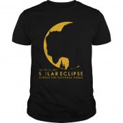 Solar Eclipse 2017 Across National Parks Shirt