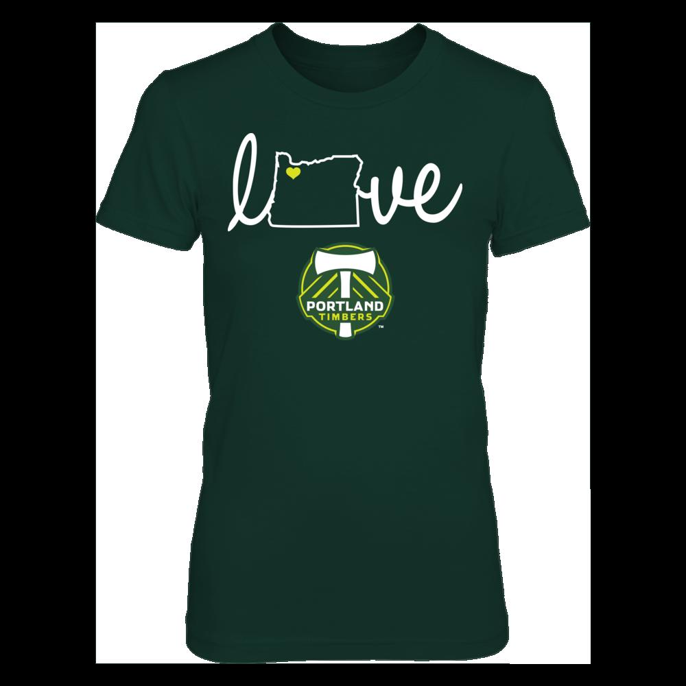 State Love Portland Womenshirt