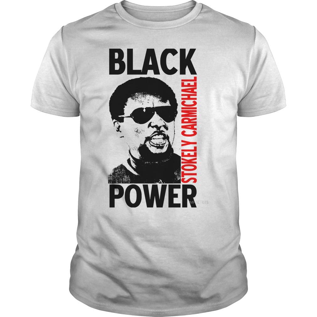 Stokely Carmichael Black Power Guy Shirt