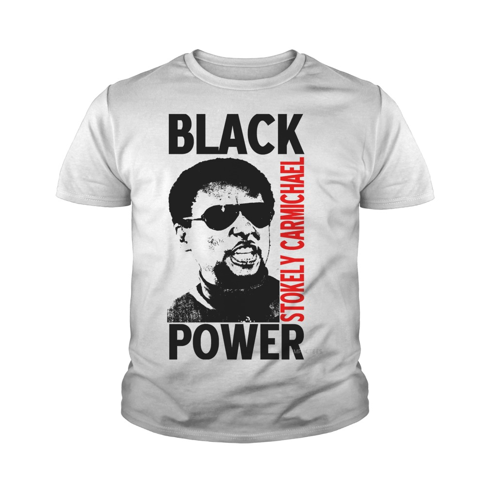 Stokely Carmichael Black Power Youth Tee