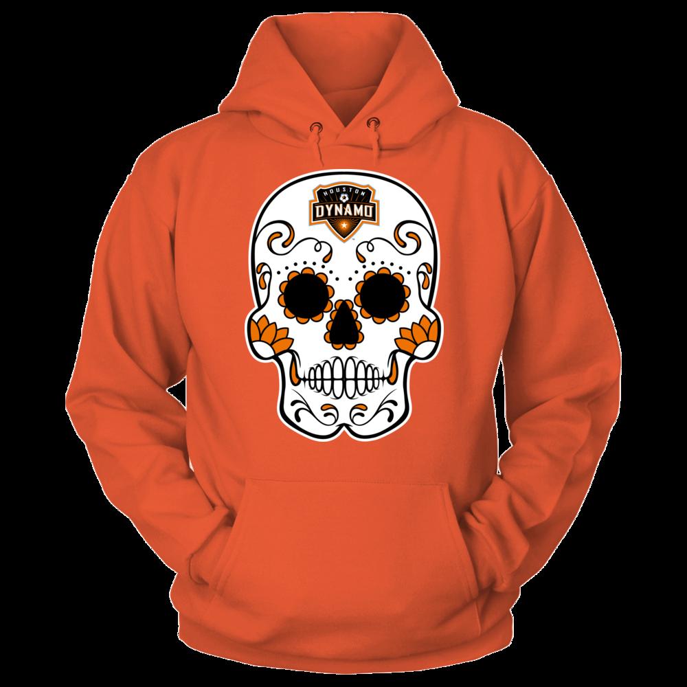 Sugar Skull Houston Dynamo Hoodie