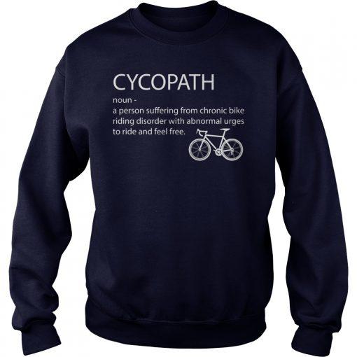 Cycopath Definition Sweat Shirt