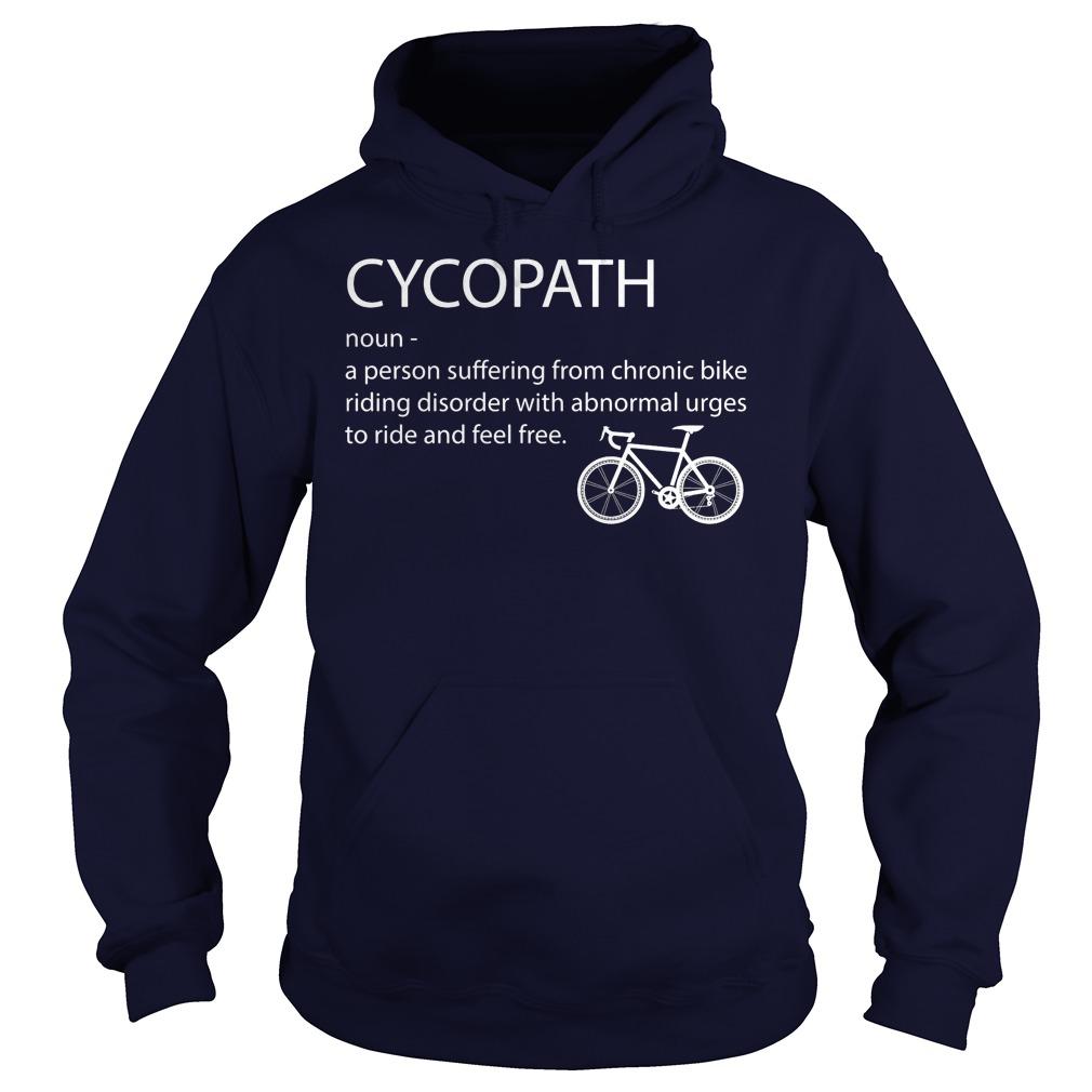 Cycopath Definition Hoodie