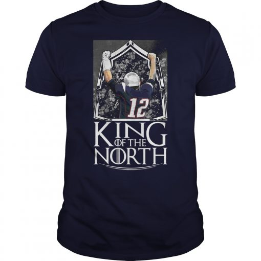 Tom Brady King Of The North Shirt
