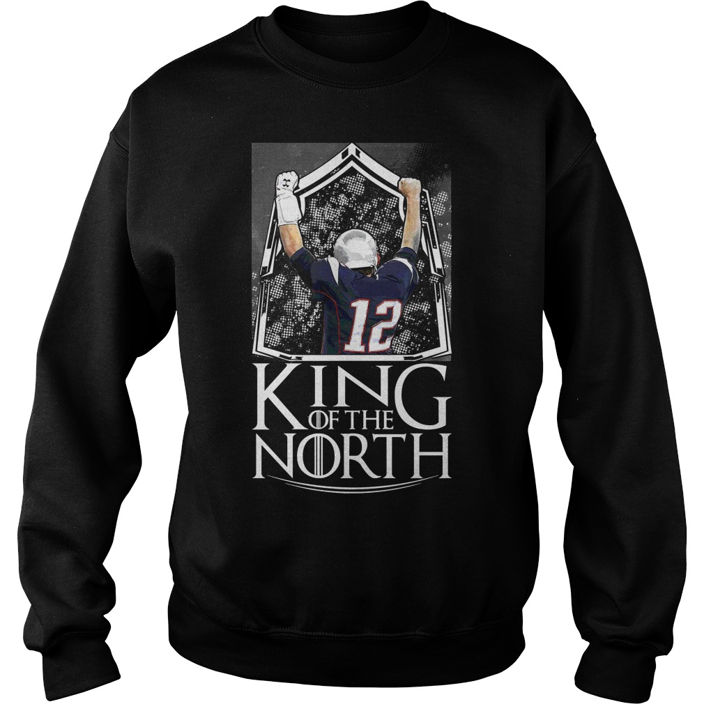 Tom Brady King Of The North Sweater