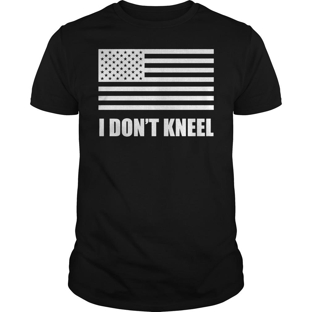 Tomi Lahren I Don't Kneel Shirt