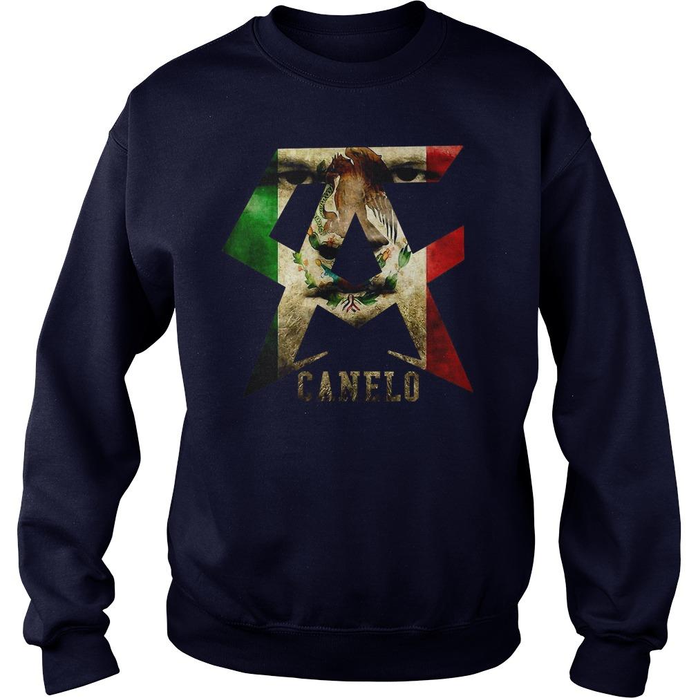 Canelo Alvarez Classic Sweat Shirt