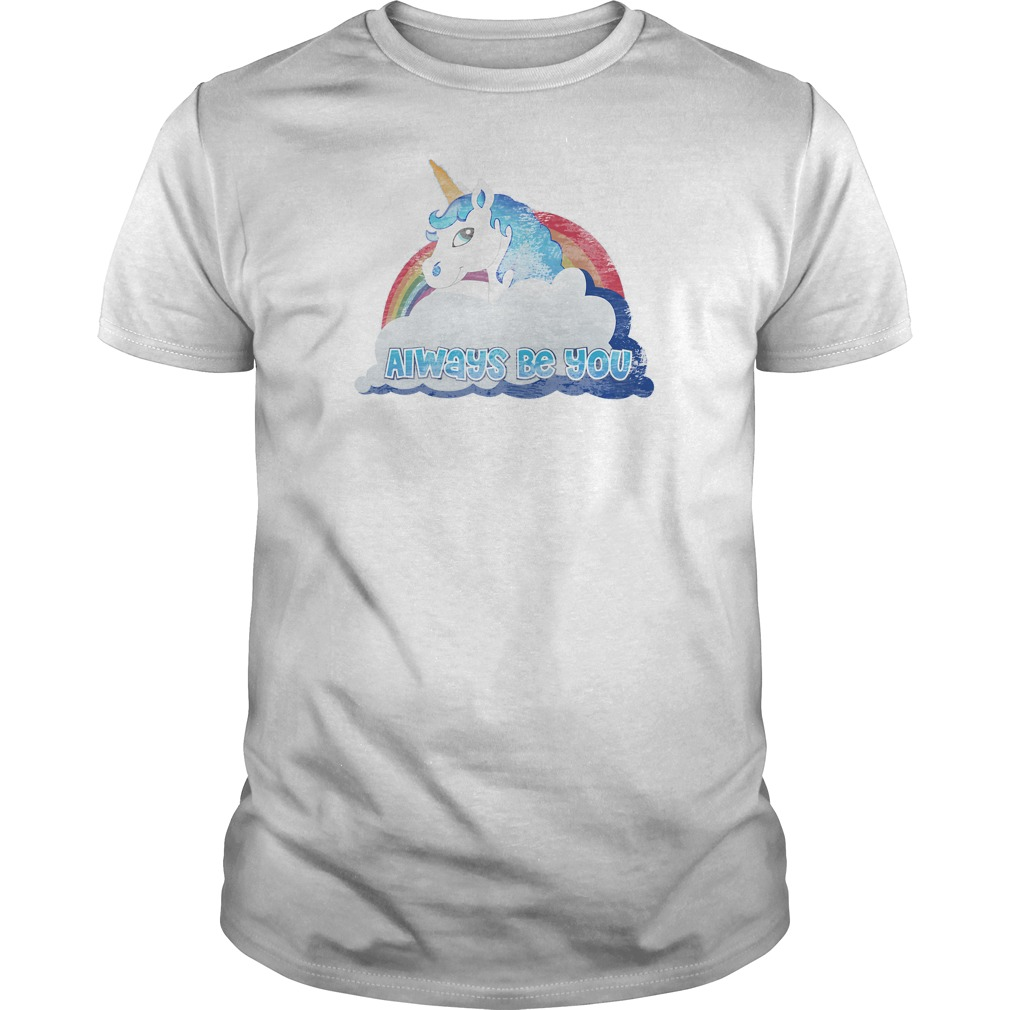 Central Intelligence Unicorn Always Be You Guys Tee
