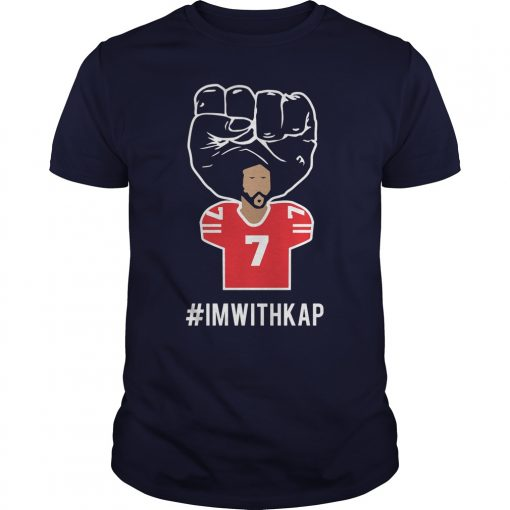 Colin Kaepernick Imwithkap Shirt