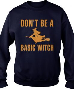 Dont Basic Witch Sweat Shirt