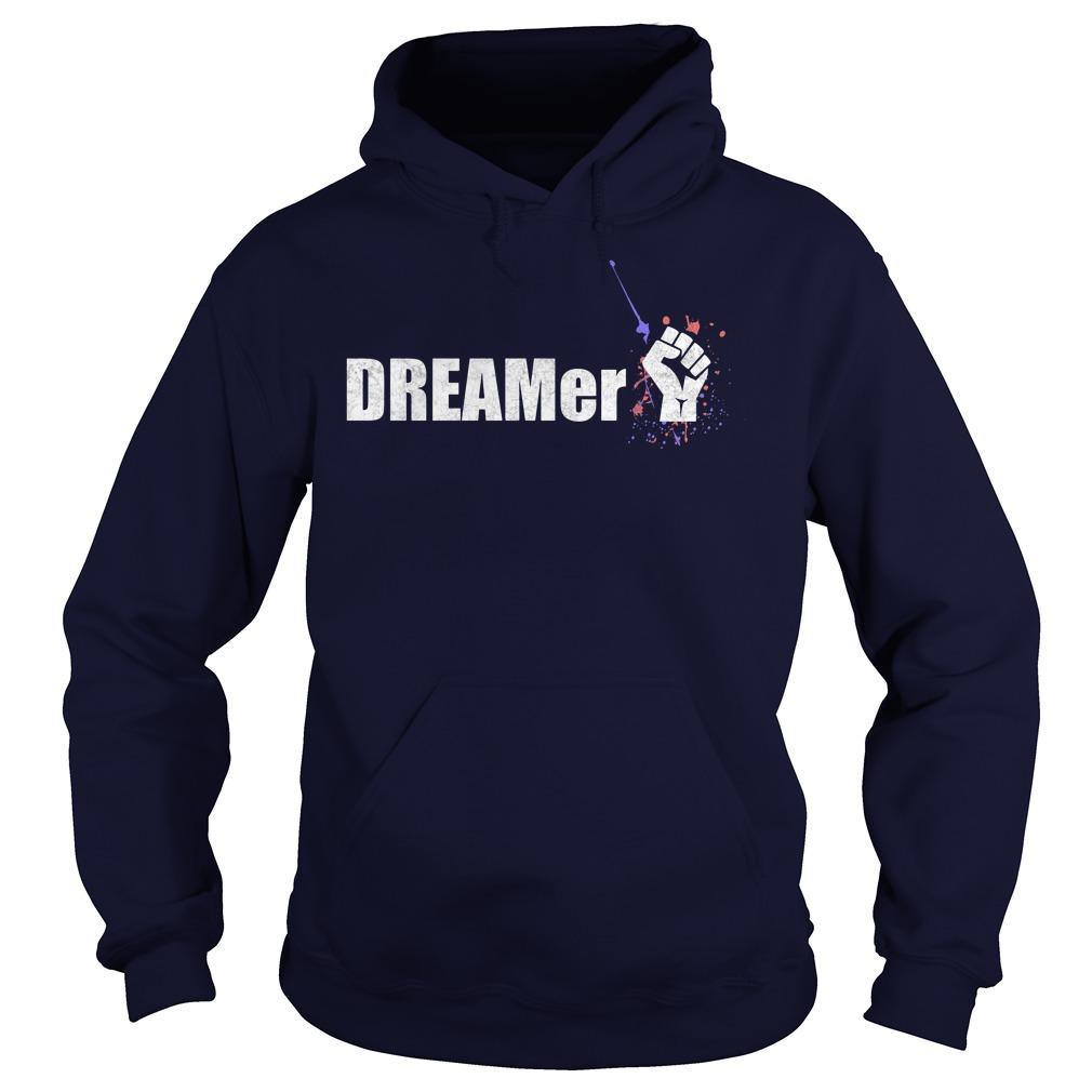 Dreamer Immigrant Hoodie