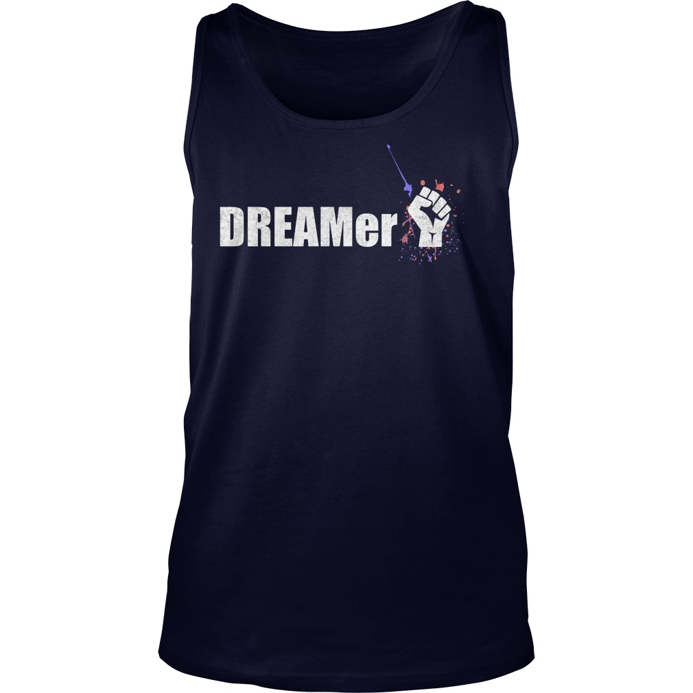 Dreamer Immigrant Tank Top