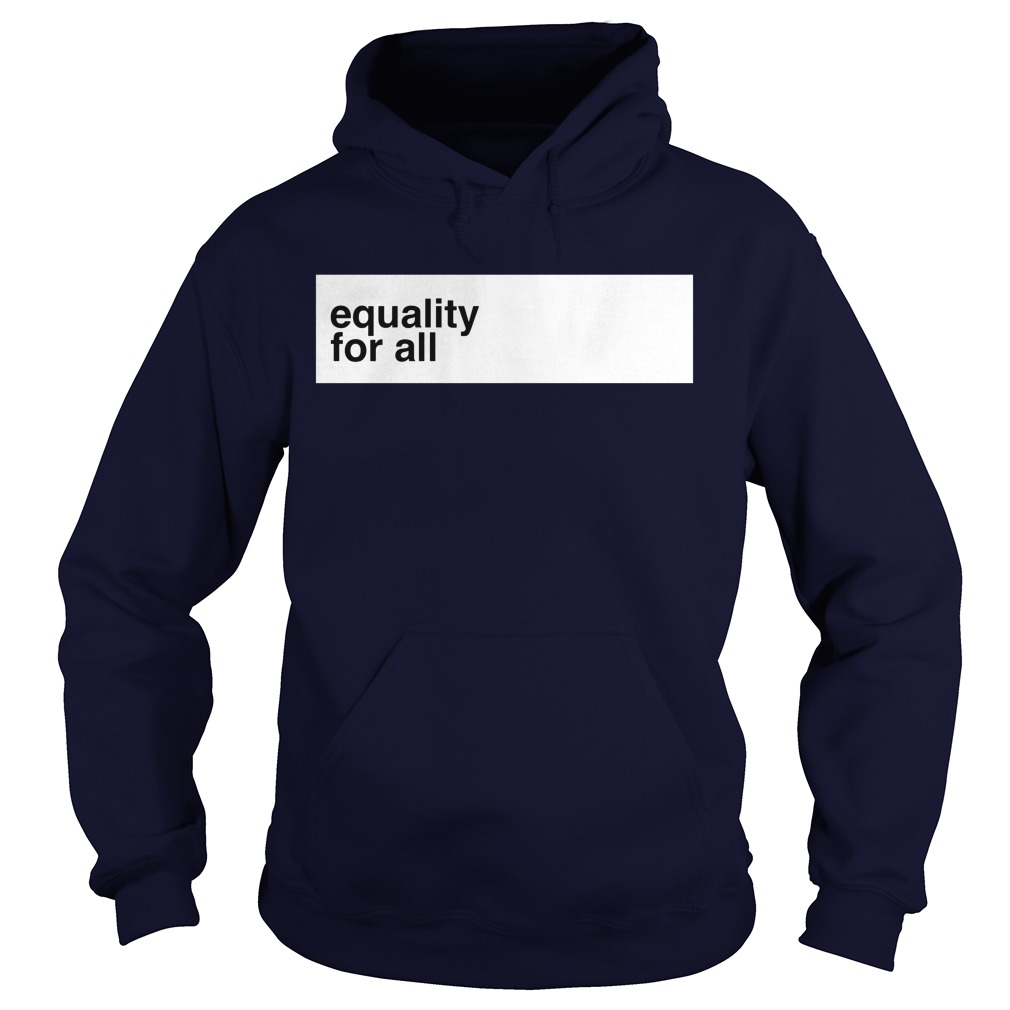 Euqality For All Hoodie