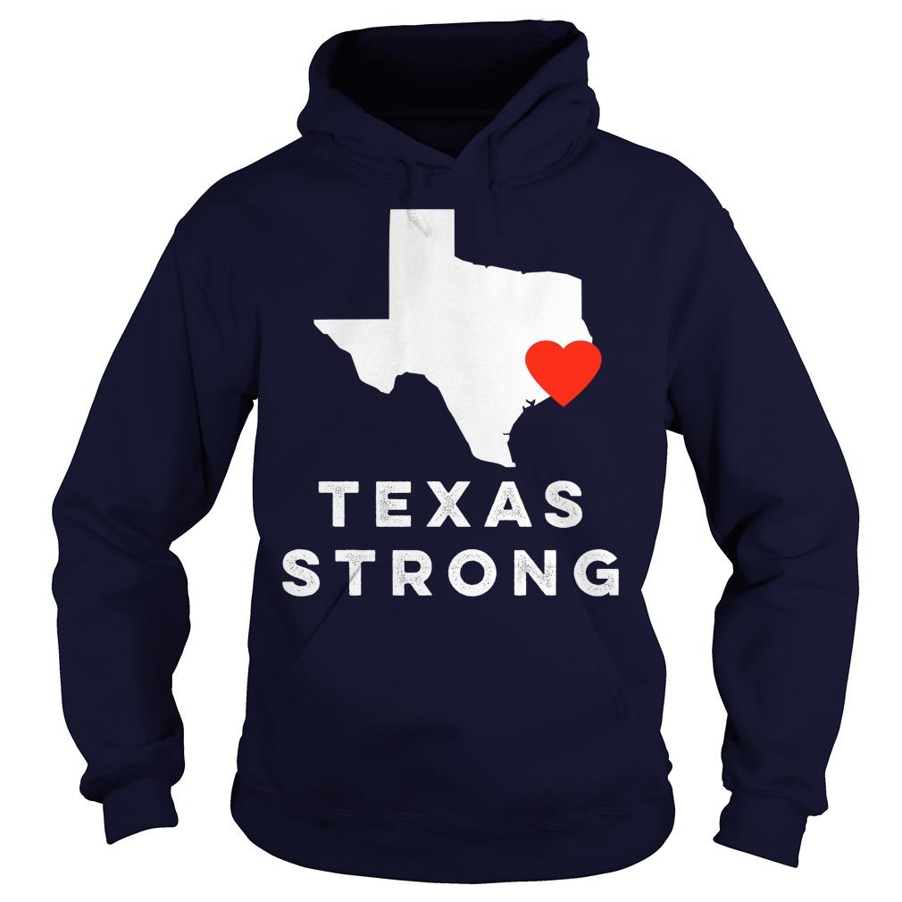 I Love Houston Texas Hoodie