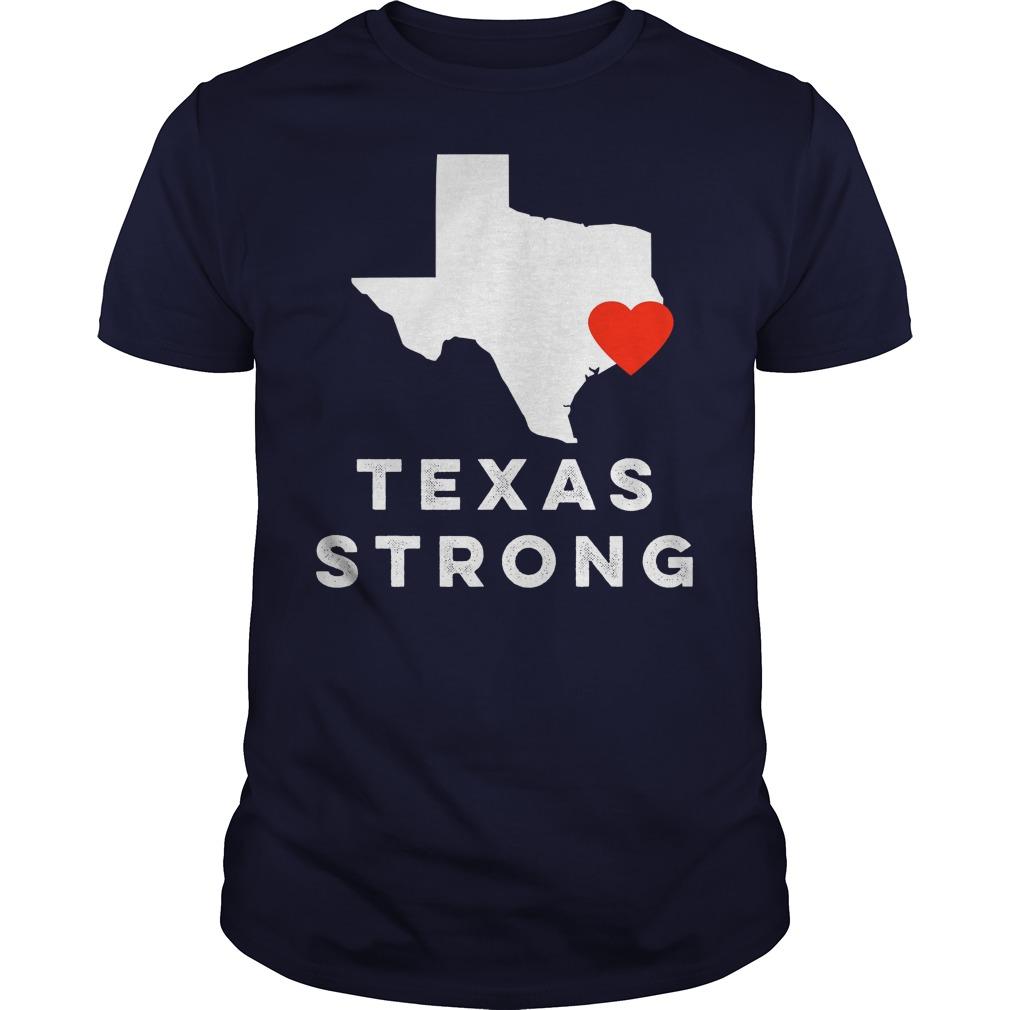 I Love Houston Texas Shirt