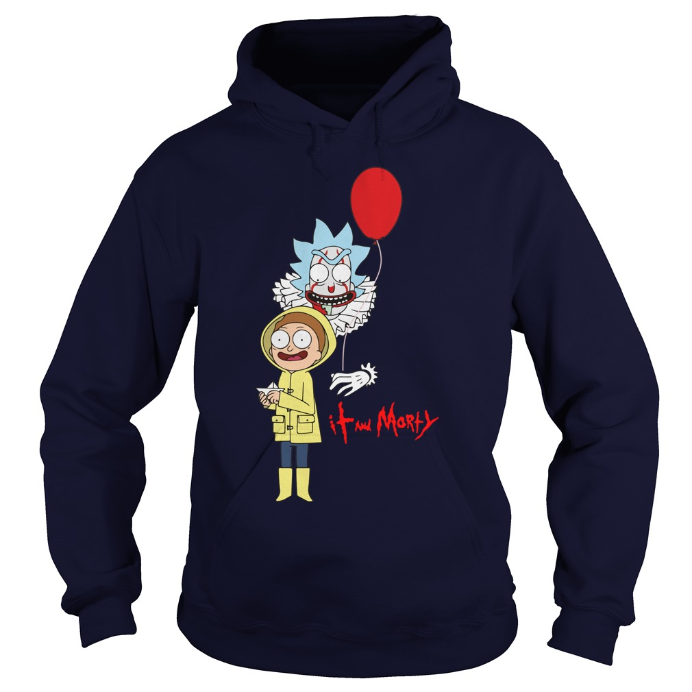 It And Morty Hoodie