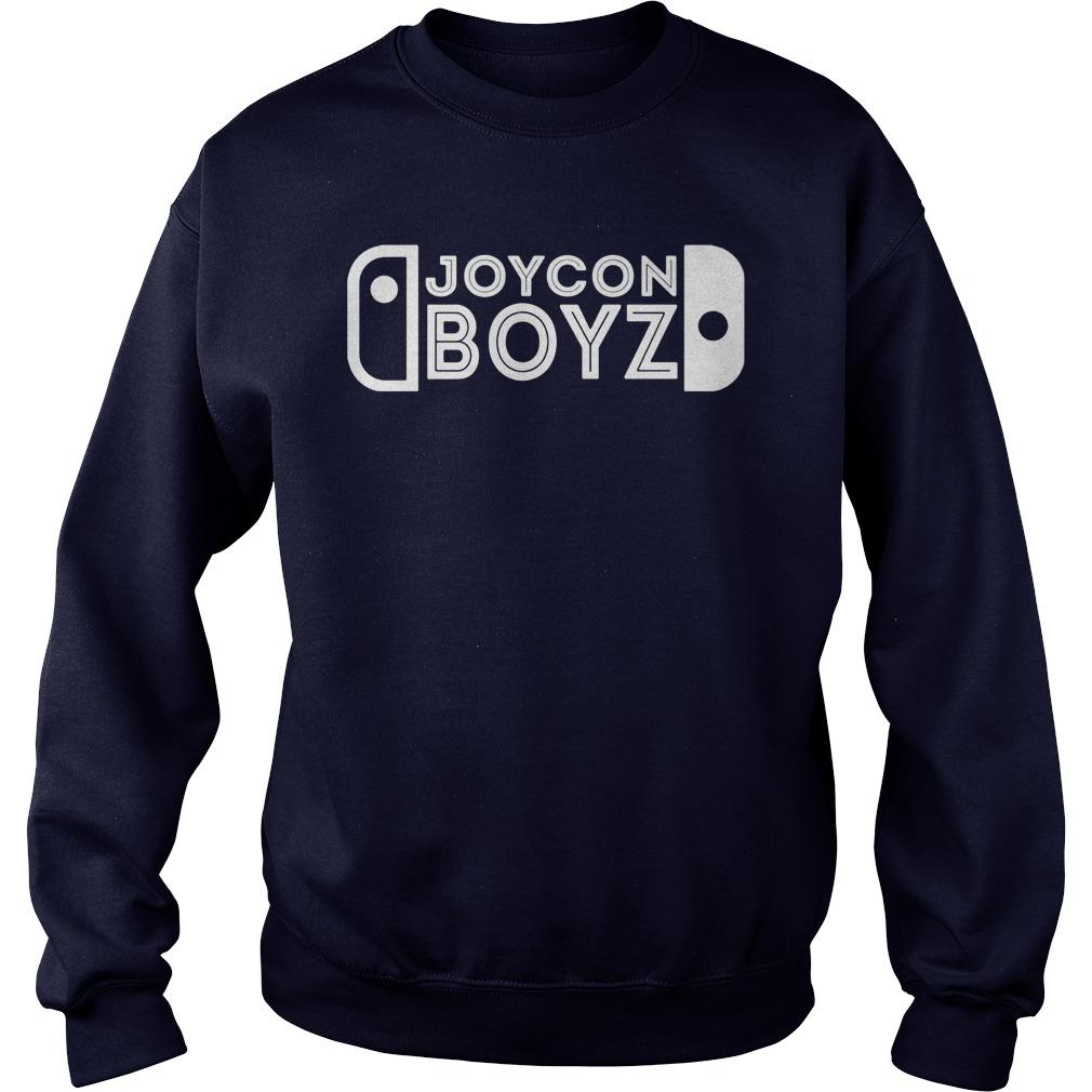 Joycon Boyz Sweat Shirt