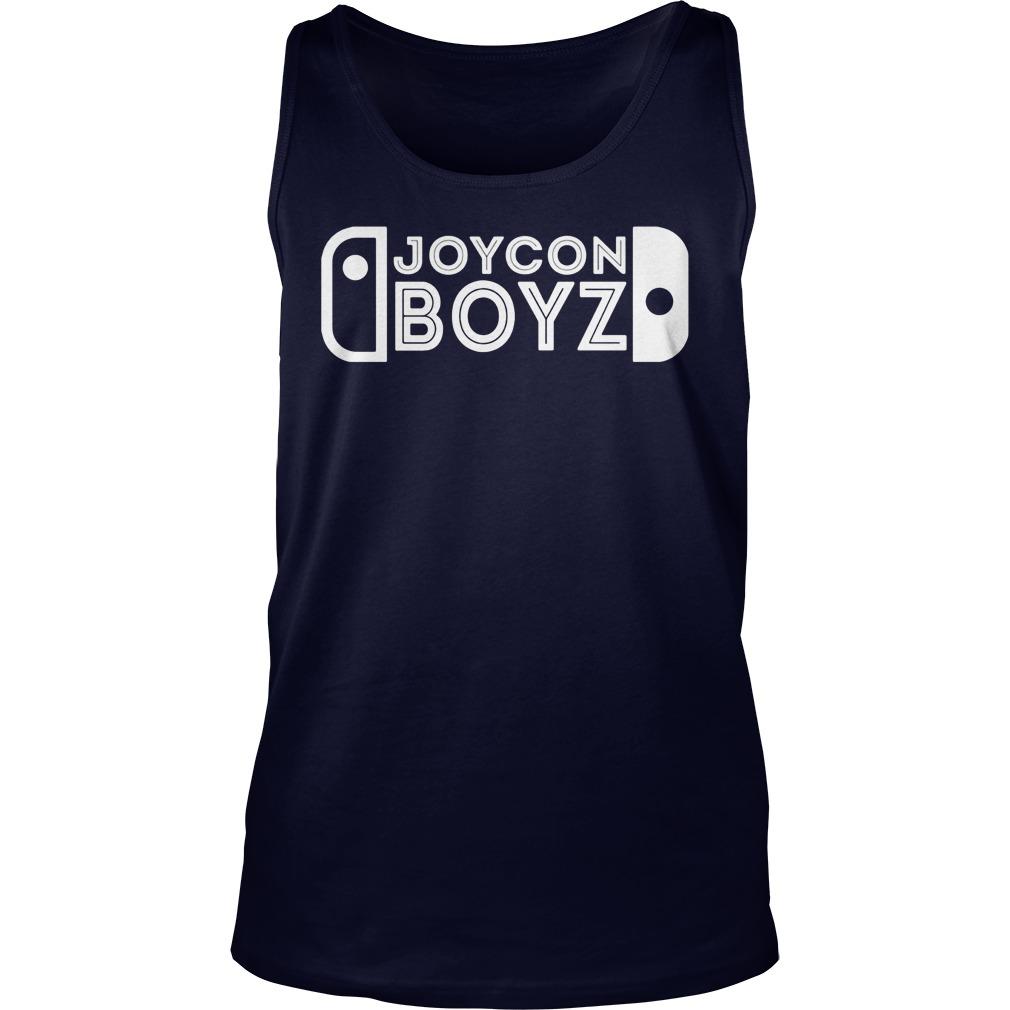 Joycon Boyz Tank Top