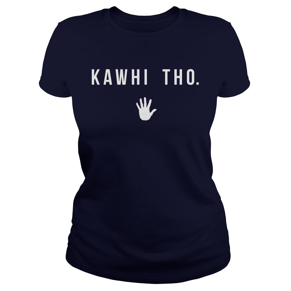 Kawhi Tho Ladies Tee
