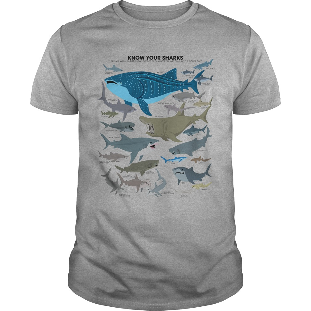 Know Sharks Shirt