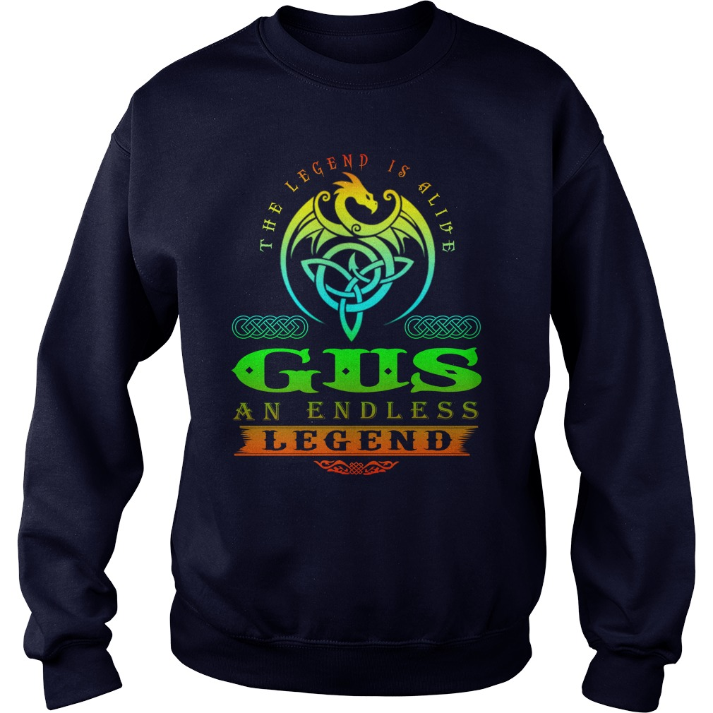 Legend Alive Endless Colorgradient Sweatshirt