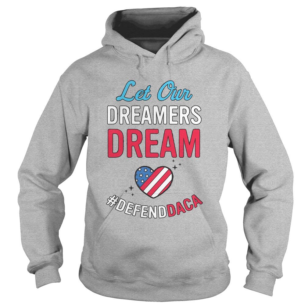 Let Dream Defenddaca Hoodie