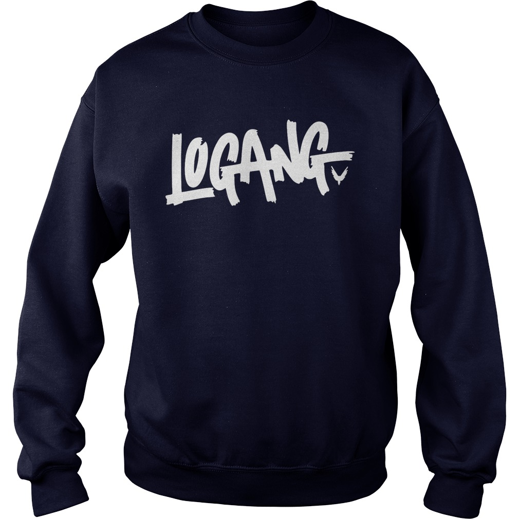 Logan Paul Logang Sweat Shirt