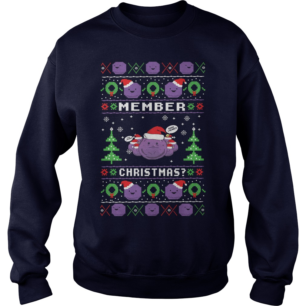 Member Christmas Sweateshirt