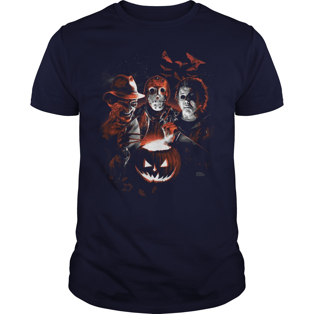 Michael Jaso Krueger Halloween Guy Shirt
