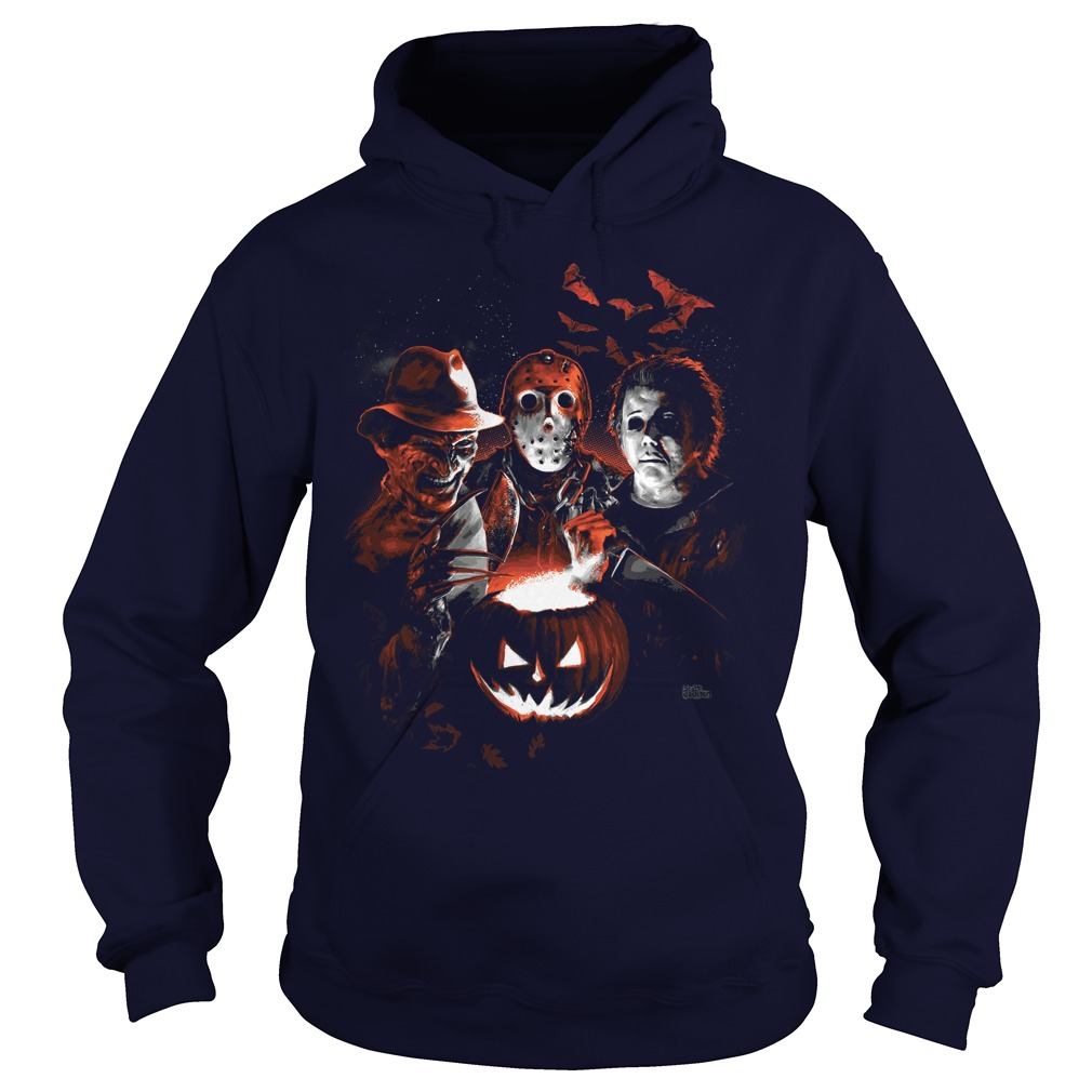 Michael Jaso Krueger Halloween Hoodie