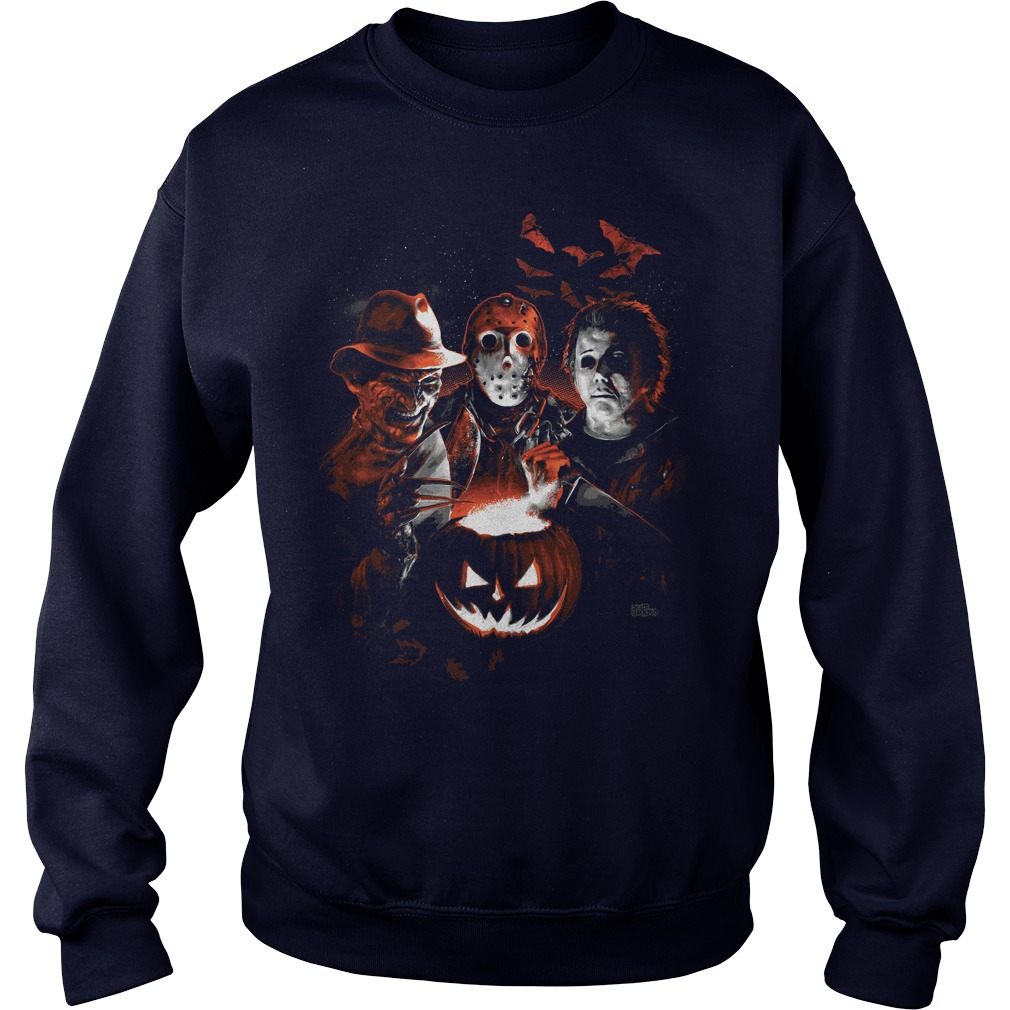 Michael Jaso Krueger Halloween Sweat Shirt