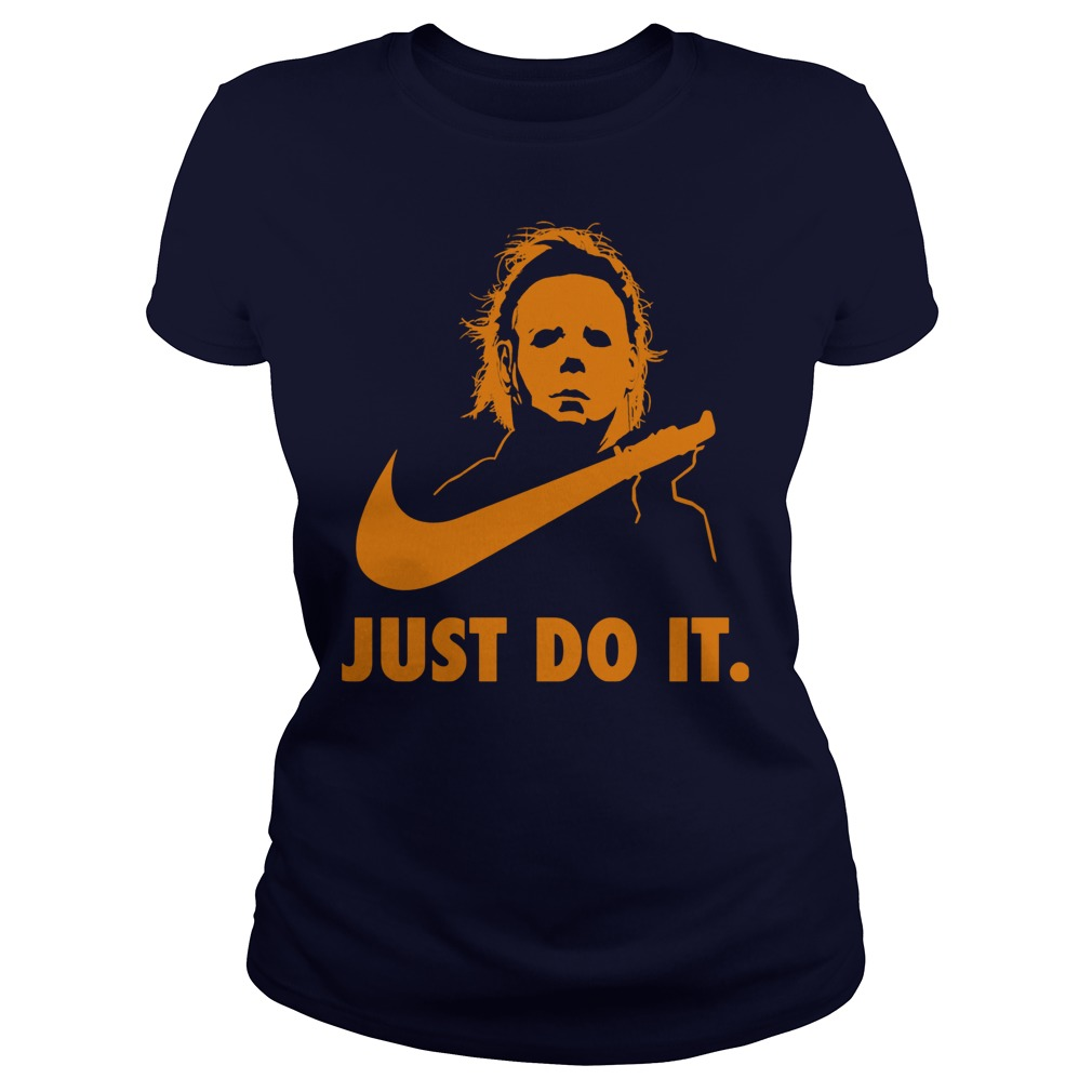 Michael Myers Just Ladies Tee