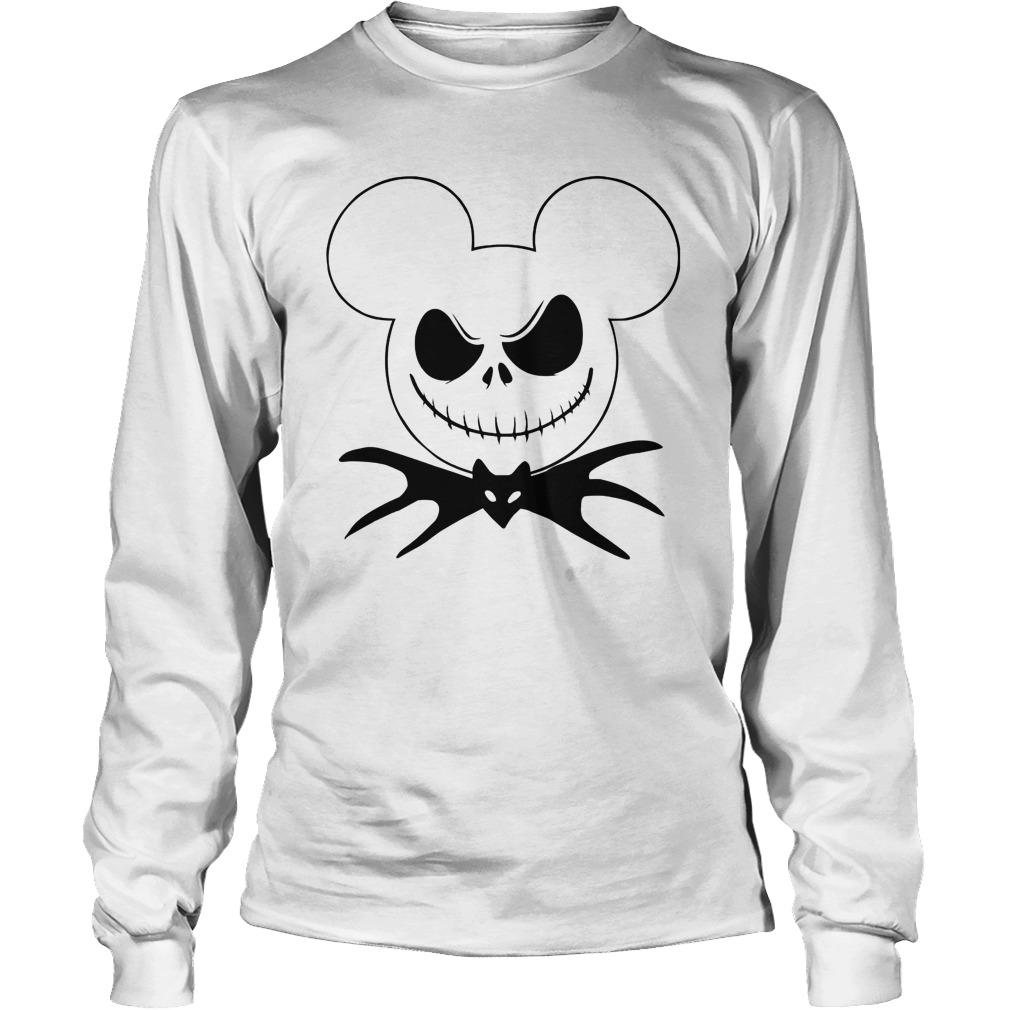 Mickey Mouse Halloween Longsleeve