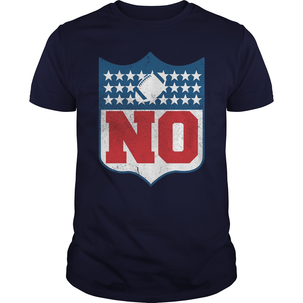 No Boycott The Nfl Colored Guys Tee