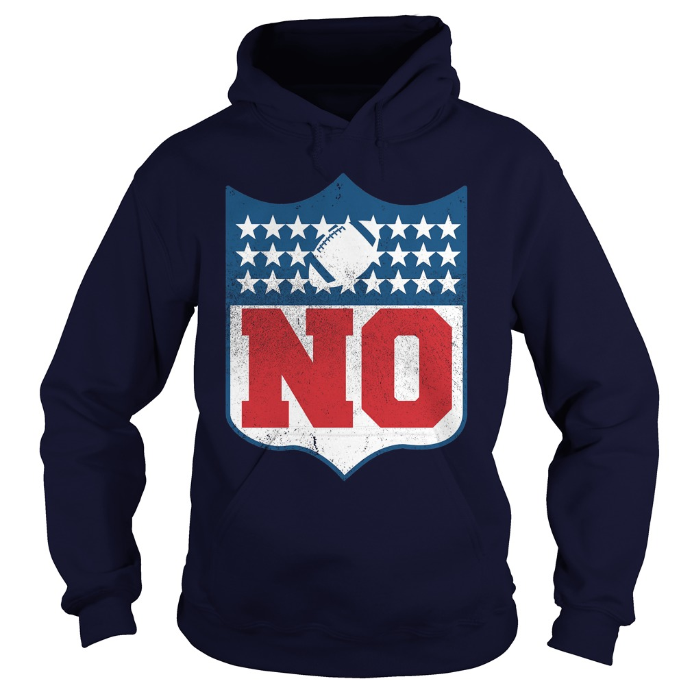 No Boycott The Nfl Colored Hoodie